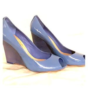 Coach wedge heels size 10